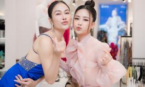 Hoa hậu Tuyết Nga diện cây đồ hơn 2 tỷ đồng đọ sắc dàn sao