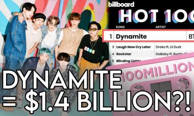 Tiền của BTS: siêu nhóm nhạc Kpop đóng góp thế nào cho kinh tế Hàn Quốc?