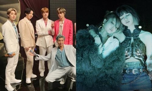 BTS bị tố 'chơi bẩn', cố tình ngáng đường comeback của Black Pink