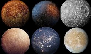 Chỉ 'con mắt thiên văn' mới phân biệt được Mặt Trăng hay... chảo rán