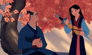 Truyền thuyết về 'Hoa Mộc Lan' khắc nghiệt hơn trên màn ảnh
