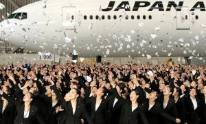 Hãng hàng không Nhật xóa sổ câu chào 'Ladies and gentlemen'