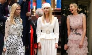 Những outfit nghìn USD của 'đệ nhất tiểu thư' Ivanka Trump
