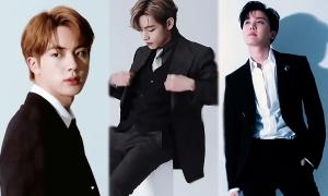 BTS bị chê chụp ảnh tạp chí thiếu chuyên nghiệp, 'kém sang hơn EXO'