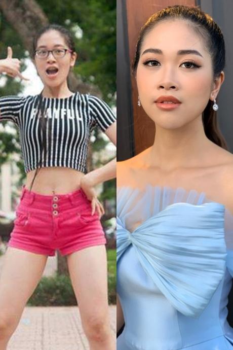 Nhan sắc ít phấn son của dàn thí sinh vào bán kết Hoa hậu Việt Nam 2020