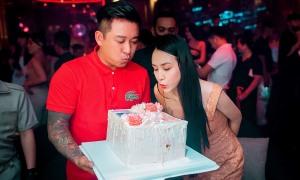 Hương Baby tổ chức sinh nhật sớm cho Tuấn Hưng