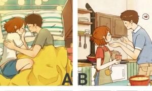 Trắc nghiệm: Chuyện tình yêu của bạn sắp gặp phải gian truân gì?