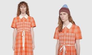 Gucci bán váy thắt nơ giá 2.200 USD cho... nam giới
