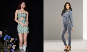 Nữ idol nào sở hữu đôi chân 'ăn tiền' nhất Kbiz: Somi hay Tzuyu?