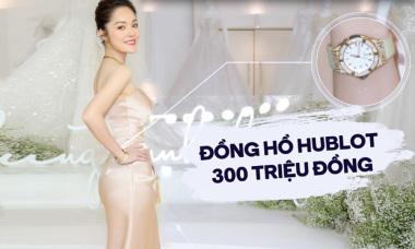 Bóc giá set đồ đi tiệc gần 400 triệu đồng của Dương Cẩm Lynh