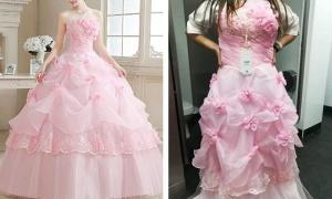 Cái kết 'đắng ngắt' của hội mua váy online