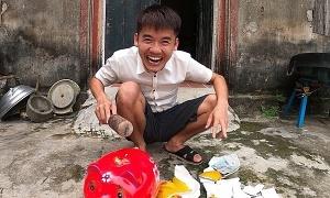 Hưng Vlog bị phạt 10 triệu đồng về video dạy cách trộm tiền