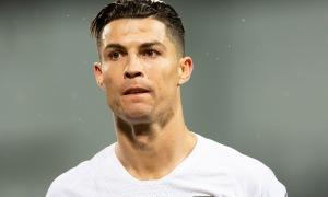 Cristiano Ronaldo nhiễm nCoV