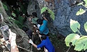 Tử vong khi tìm đá quý ở hang sâu 147 m