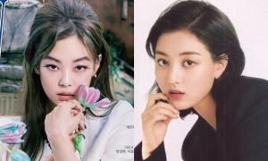 Jennie lên bìa tạp chí mà fan cứ ngỡ... Ji Hyo (Twice)