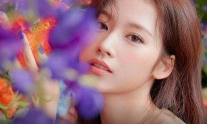 Sana khoe visual đỉnh như mỹ nhân Hong Kong, lấn lướt Tzuyu - Na Yeon