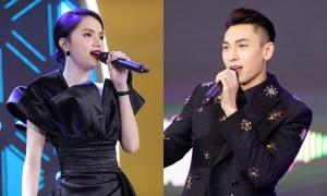 Hương Giang và Isaac diễn loạt hit ở sự kiện
