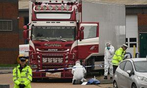 Vụ 39 thi thể: 2 người từng bị cảnh sát phát hiện trước khi lên chiếc container tử thần