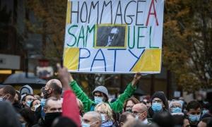 Phụ huynh nhắn tin với kẻ giết người trong vụ thầy giáo Pháp bị chặt đầu