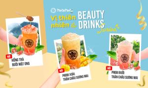 Tocotoco ra mắt bộ sưu tập đồ uống mới
