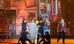 Teen trường Ams bùng nổ trong đêm nhạc kịch 'Một giấc mơ'