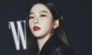 Seul Gi sang chảnh dự sự kiện giữa lúc Irene ngập trong scandal