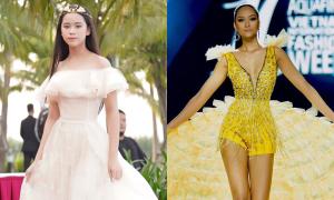 Mẫu nhí 12 tuổi mua đấu giá váy 55 triệu đồng của H'Hen Niê