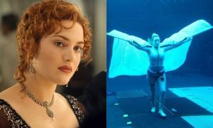 Kate Winslet nín thở hơn 7 phút dưới nước để đóng 'Avatar 2'