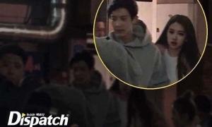 Ảnh ghép Chan Yeol (EXO) hẹn hò Rosé (Black Pink) sốt trở lại