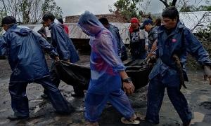 Ít nhất 4 người chết do bão Goni ở Philippines