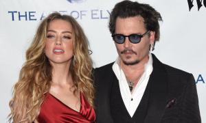Tòa kết luận kẻ đã 'thả phân' lên giường của Johnny Depp và Amber Heard
