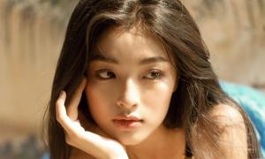 Vẻ đẹp trong trẻo của nàng thơ vào vai 'Diễm xưa'