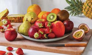 Đạt 10/12 bài test trái cây này, bạn thực sự có trí nhớ tốt