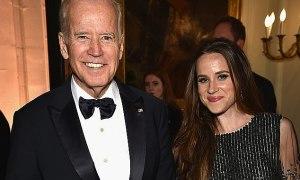 Ashley - ái nữ độc nhất nhà Joe Biden và Jill