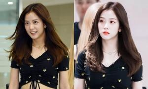 Black Pink qua ảnh fansite và ảnh báo chụp: Ji Soo gây thất vọng nhất?