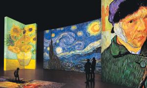 Van Gogh đã cắt phần nào trên cơ thể mình?