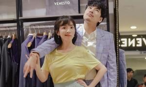 Kiều Minh Tuấn không chán Thu Trang dù đóng phim chung đến 'n' lần