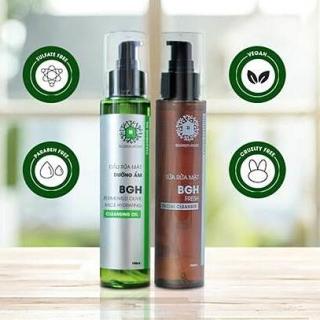 Begreen House giúp chăm sóc làn da với thành phần thiên nhiên