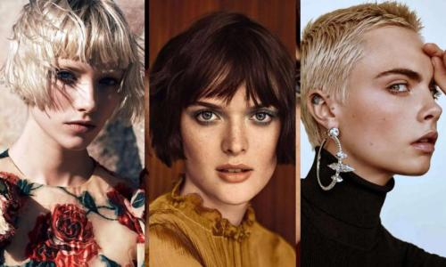 Bạn có thể xác định tên gọi của các kiểu tóc này?
