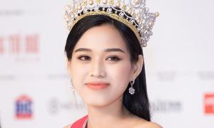 Hoa hậu Đỗ Thị Hà: 'Nhà tôi không quá nghèo như mọi người nghĩ'