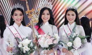 So kè học vấn top 3 Hoa hậu Việt Nam: Á hậu Phương Anh vượt trội