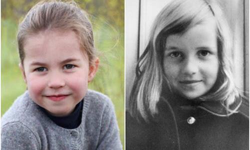 10 khoảnh khắc Công chúa Charlotte như 'bản sao nhí' của Công nương Diana