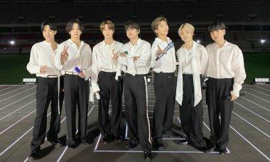 Sân khấu comeback của BTS tại lễ trao giải AMAs