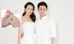 Thiếu gia Phan Thành khoe nhẫn kim cương cầu hôn