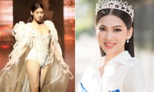 Á hậu Ngọc Thảo: 'Tôi hối hận vì từng diễn nội y trong quá khứ'