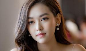 Á hậu Tường San lấy chồng ở tuổi 20
