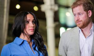 Harry - Meghan 'tan nát cõi lòng' sau sảy thai, Hoàng gia Anh bày tỏ cảm thông