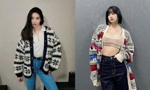 Học sao Kpop 10 chiêu mix đồ thu đông cực hay ho và trendy