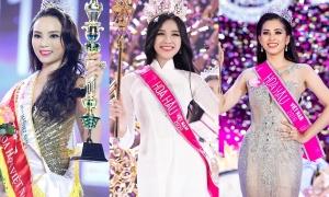 Sáu hoa hậu đại diện nhan sắc Việt thập kỷ qua