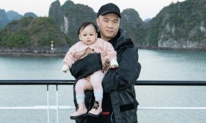 Đỗ Mạnh Cường tổ chức sinh nhật cho con gái trên du thuyền